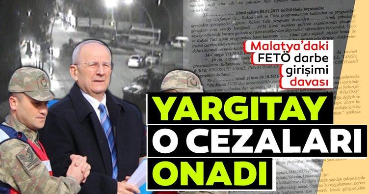 Malatya'daki FETÖ davasında cezalar belli oldu