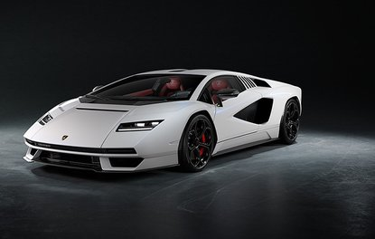 Lamborghini Countach yeni bir çağda tekrar doğdu