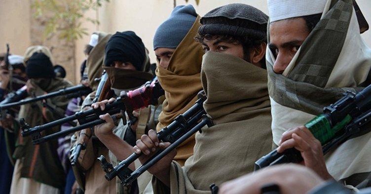 Afganistan'da 20 Taliban teröristi öldürüldü