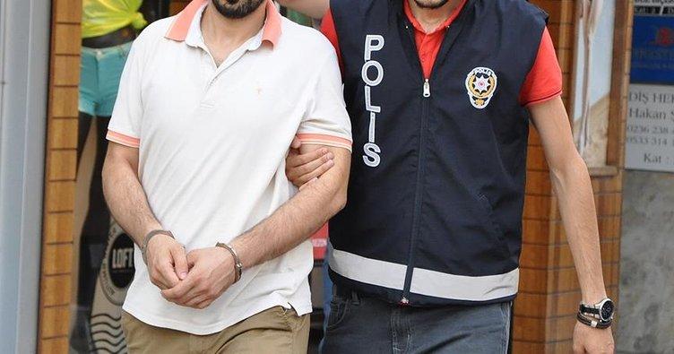 Malatya'da FETÖ operasyonu! 1 kişiye gözaltı