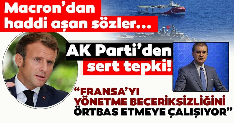 Fransa Cumhurbaşkanı Macron'dan haddi aşan sözler! Türkiye'ye karşı AB'ye skandal çağrı: Erdoğan'a karşı katı ve güçlü olmalıyız