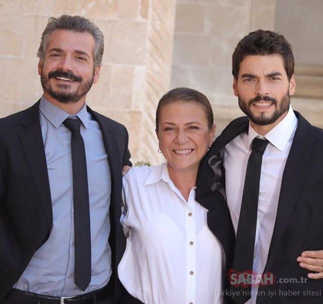 Meğer Hercai'nin sevilen oyuncusu Güneş Hayat'ın oğlu da çok ünlüymüş... Hercai'nin Esma Ana'sının oyuncu oğlunu görenler çok şaşırıyor!