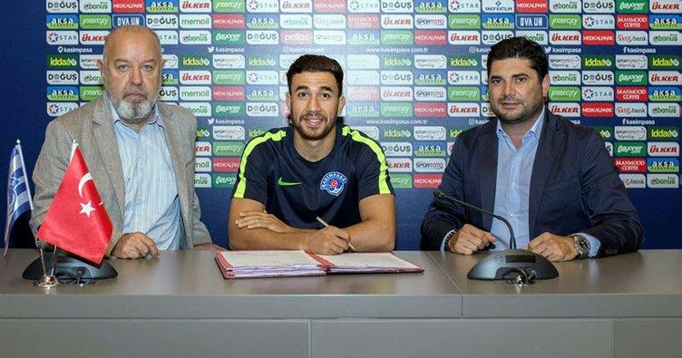 Kasımpaşa, Mahmoud Hassan'ı kiraladı