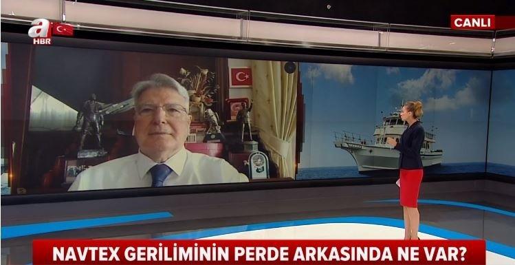 Son dakika: Doğu Akdeniz'de Navtex geriliminin perde arkasında ne var? Almanya'nın Doğu Akdeniz'deki planı nedir?