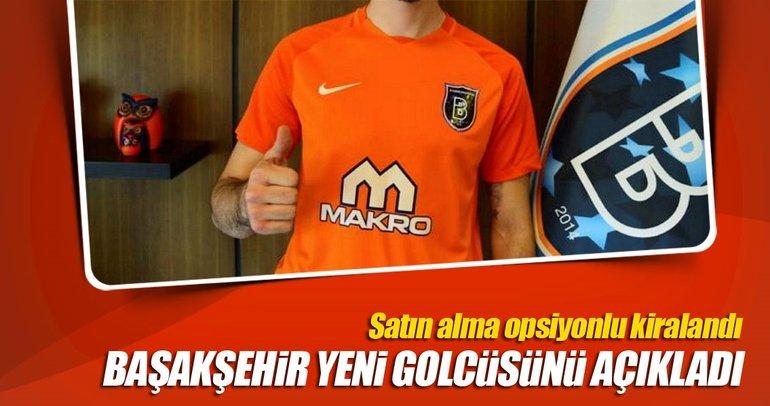 Riad Bajic resmen Medipol Başakşehir'de