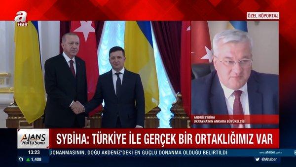 Rusya - Ukrayna gerilimi nereye varacak? Ukrayna'nın Ankara Büyükelçisi Andrii Sybiha'dan Rusya açıklaması!