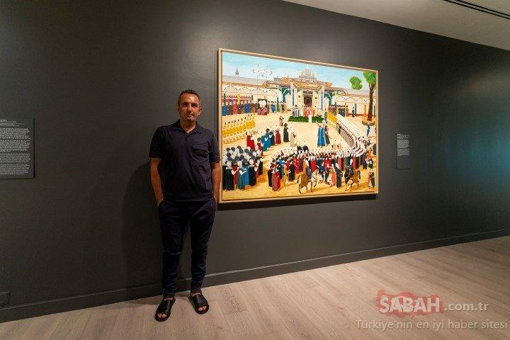Pera Müzesi'nde açılan Minyatür güncellendi