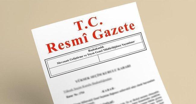 Yüksek yargıda yeni düzenleme Resmi Gazete'de yayımlandı