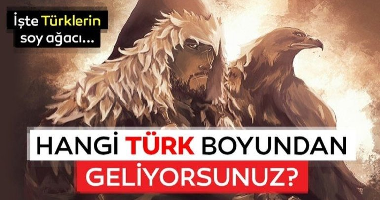 Hangi Türk boyundan geliyorsunuz? Geçmişten günümüze tüm Türk devletleri ve boyları!