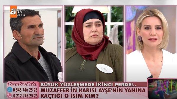 Esra Erol'da büyük şok! 3 aydır kayıp olan kadını Esra Erol buldu ve kocasıyla canlı yayında yüzleştirdi | Video