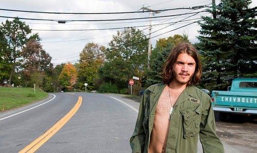 Özgür Woodstock filminden kareler