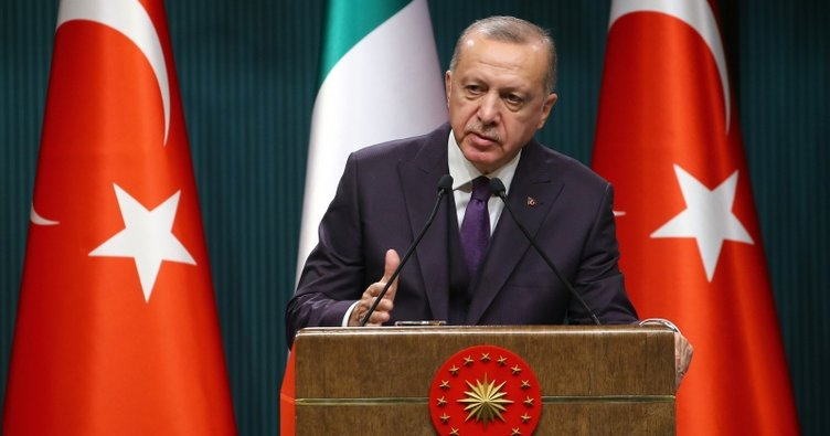 Başkan Erdoğan'dan Lefter Küçükandonyadis mesajı