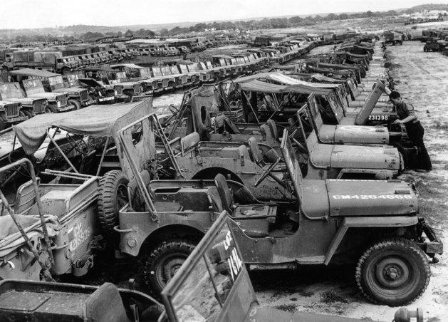 2. dünya savaşından kalanlar