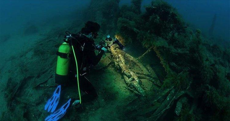 105 yıl aradan sonra sona yaklaşıldı! Dünyanın en önemli dalış merkezlerinden biri olacak!