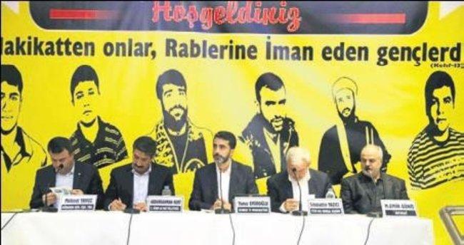 Diyarbakırlılar 6-8 Ekim katliamını unutmadı