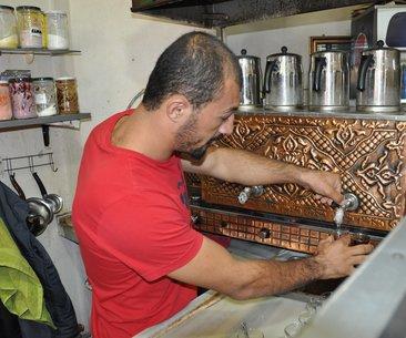 Çay ocağından dünya şampiyonasına