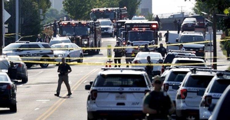 ABD'de Kongre üyesine silahlı saldırı