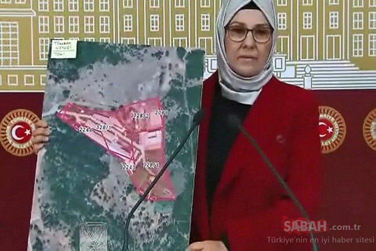 İYİ Partili Lütfü Türkkan'ın orman arazisindeki fabrikası mühürlendi