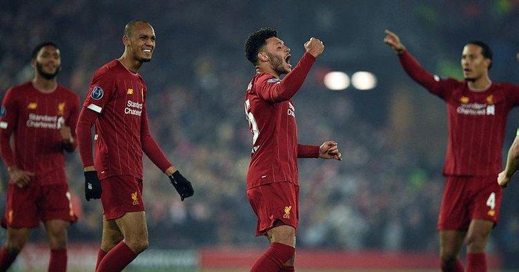 Eksik Liverpool bir üst tura göz kırptı! Liverpool 2 - 1 Genk (MAÇ SONUCU)