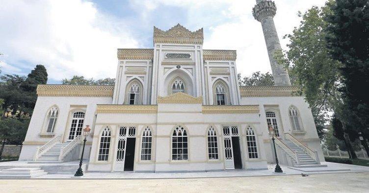 Yıldız Hamidiye Camisi bugün ibadete açılıyor