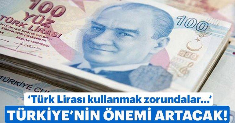 İran'a yaptırımlar Türk lirasıyla ticareti gündeme taşıdı!