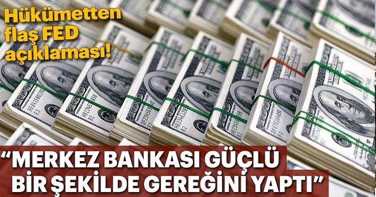 Başbakan Yardımcısı Mehmet Şimşek: Merkez Bankası güçlü bir şekilde gereğini yaptı