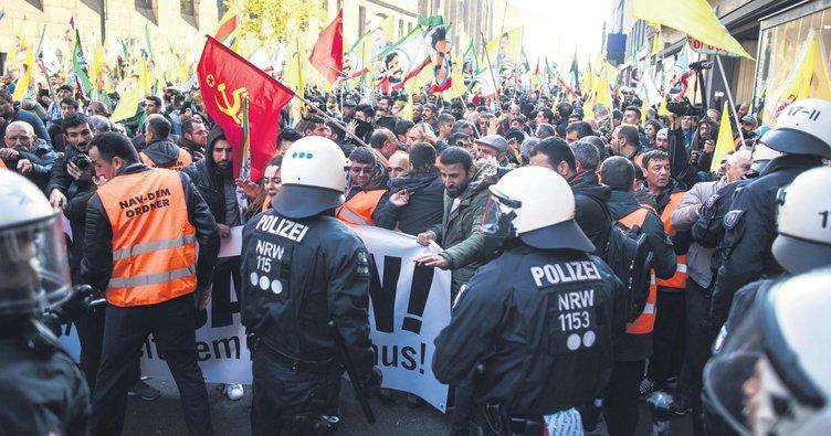 Almanya'da 15 bin PKK'lı fink atıyor