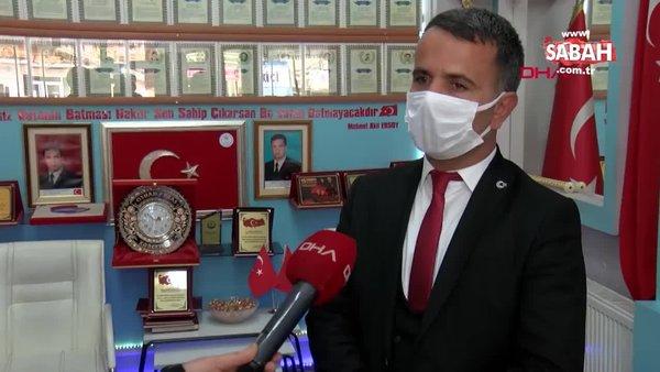 Şehit Korgeneral Osman Erbaş'ın şehit oğlu ile yürek burkan anısı