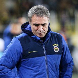 Fenerbahçe teknik direktörü Ersun Yanal'dan çok sert sözler