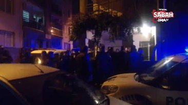 İzmir'de gecenin sessizliğini bölen kavga: 4 yaralı | Video