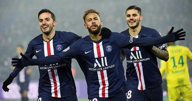 Fransa'da şampiyon PSG - Spor Haberleri