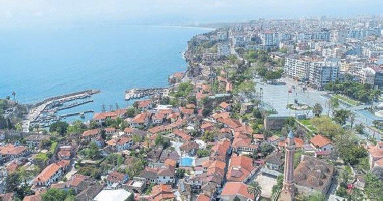 Antalya'ya yabancı yatırımcı ilgisi