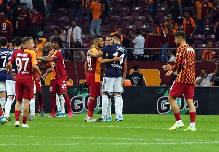 Galatasaray'ın çarpıcı Fenerbahçe istatistiği! Son 10 derbide sadece...
