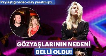 Aleyna Tilki'nin paylaştığı video olay yaratmıştı, gözyaşlarının nedeni belli oldu!