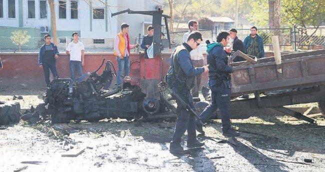 Bingöl'de alçak saldırı