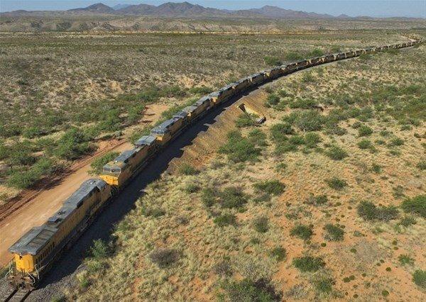 Dev trenin sırrı
