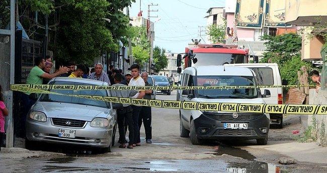 Evdeki patlamanın nedeniel yapımı bomba çıktı