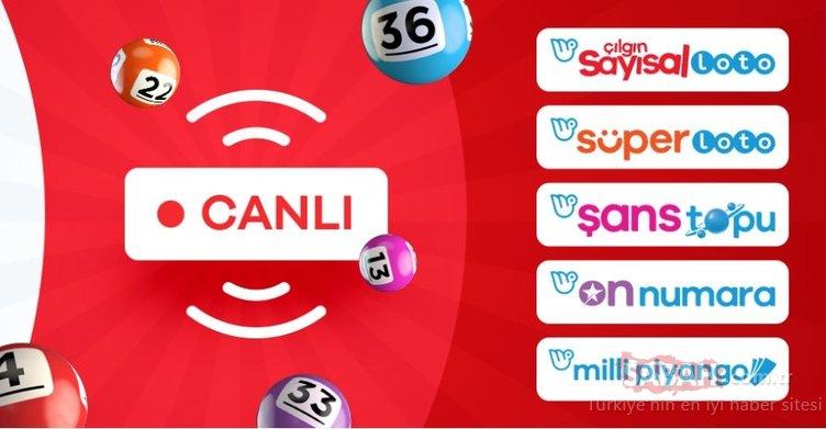 Şans Topu sonuçları canlı çekilişle AÇIKLANDI! Milli Piyango Online ile 18 Ekim Şans Topu çekiliş sonuçları - MPİ hızlı bilet sorgulama BURADA! İşte kazandıran numaralar