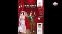 Bursa'da açık havada tiyatro günleri   Akide Şekeri   Video