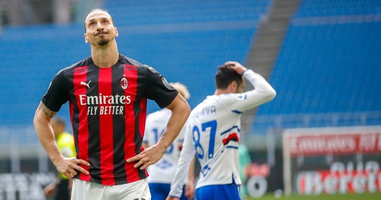 Milan 1 - 1 Sampdoria maç sonucu