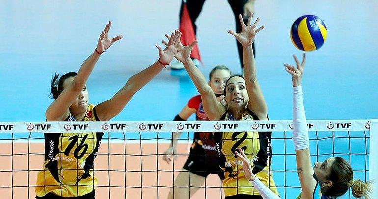 VakıfBank - Fenerbahçe maçlarına taraftar yasağı