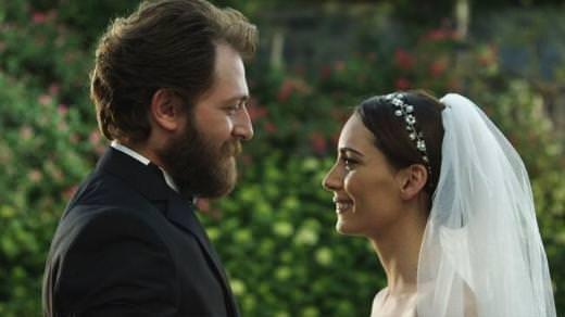 Melisa Sözen ile Alican Yücesoy evlendi