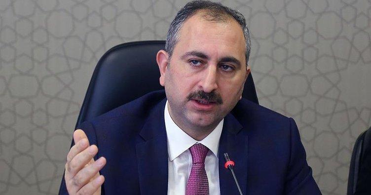 Adalet Bakanı Gül: Kimse aklımızla alay etmesin
