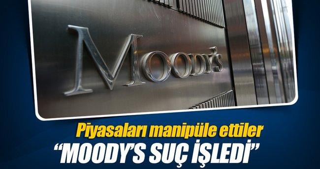 Moody's suç işledi