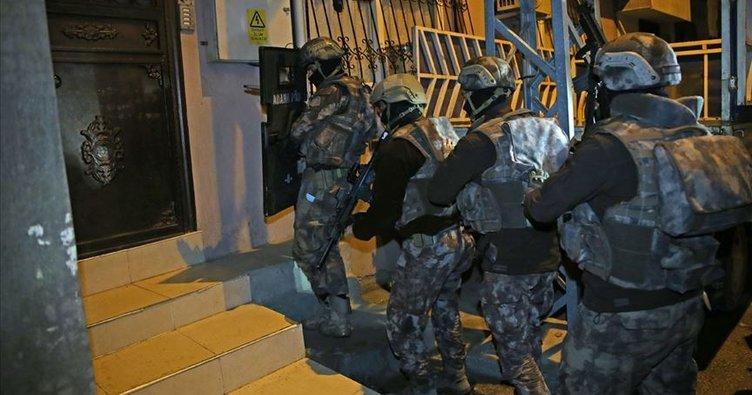 DEAŞ operasyonu: 6 gözaltı