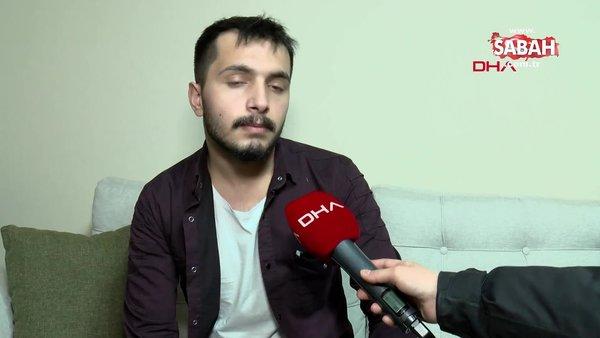 İstanbul Bayrampaşa'da otel odasında öldürülen Ferdane Kurt'un oğlu konuştu | Video