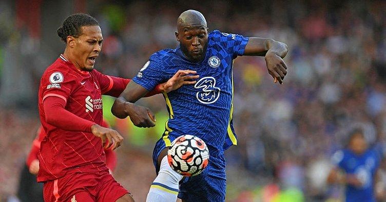 Dev maçta kazanan çıkmadı! Liverpool ile Chelsea yenişemedi...