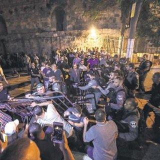 İsrail, Gazze ve Mescid-i Aksa'da yine kan döktü