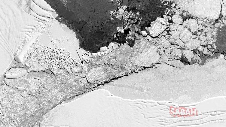 NASA yeni görüntülerini yayınladı