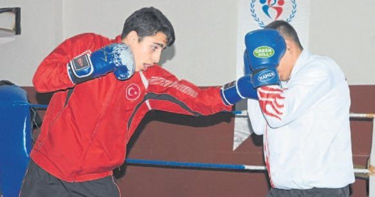 Mersin'e yeni boks merkezi